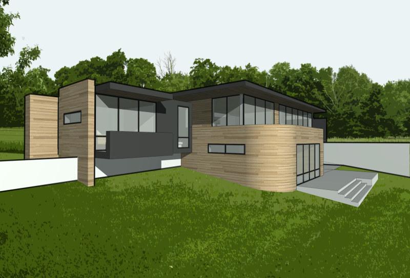 heathcote residence conceptual design ideas - Conceptual Design House